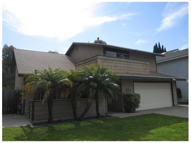 Main Photo: CHULA VISTA House for sale : 4 bedrooms : 772 Bajo Court