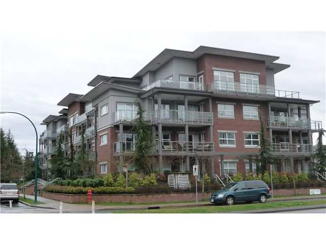 "Main Photo: 310 2488 KELLY Avenue in Port Coquitlam: Central Pt Coquitlam Condo for sale in ""SYMPHONY AT GATES PARK"" : MLS® # V946262"