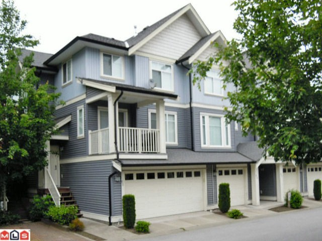 "Main Photo: 83 6575 192ND Street in Surrey: Clayton Townhouse for sale in ""IXIA"" (Cloverdale)  : MLS® # F1216748"