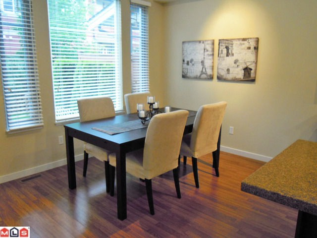 "Photo 6: 83 6575 192ND Street in Surrey: Clayton Townhouse for sale in ""IXIA"" (Cloverdale)  : MLS® # F1216748"