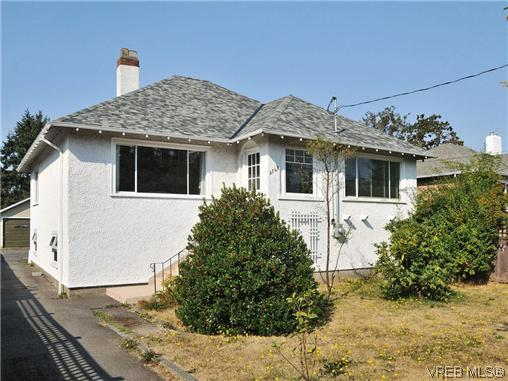 Main Photo: 3740 Quadra Street in VICTORIA: SE Quadra Single Family Detached for sale (Saanich East)  : MLS® # 319290
