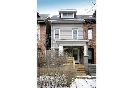 Main Photo: 78 Hamilton Street in Toronto: South Riverdale House (3-Storey) for lease (Toronto E01)  : MLS® # E2586065