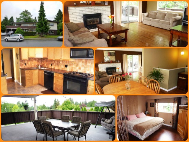 Photo 1: 8916 RUSSELL Drive in Delta: Nordel House for sale (N. Delta)  : MLS(r) # F1313056
