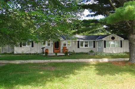 Main Photo: 127 Monck Road in Kawartha Lakes: Rural Dalton House (Bungalow) for sale : MLS® # X2706307