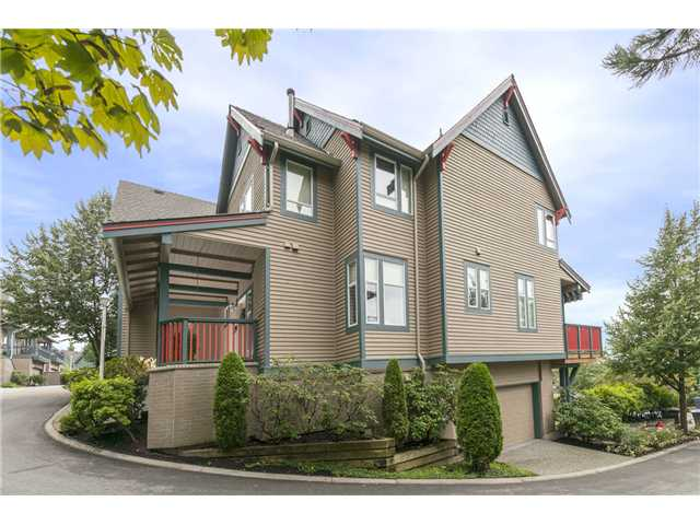 "Main Photo: 1 910 FORT FRASER RISE in Port Coquitlam: Citadel PQ Townhouse for sale in ""SIENNA RIDGE"" : MLS(r) # V1025341"
