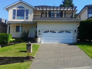 "Main Photo: 1266 FLETCHER Way in Port Coquitlam: Citadel PQ House for sale in ""CITADEL HEIGHTS"" : MLS(r) # V1027491"