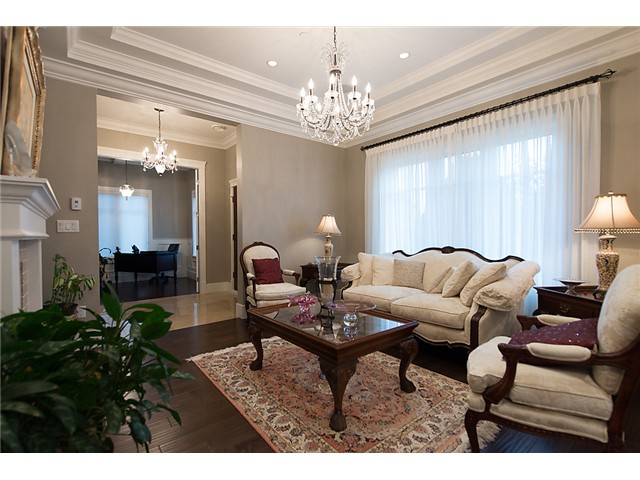 Photo 3: 4035 W 37TH AV in Vancouver: Dunbar House for sale (Vancouver West)  : MLS® # V1030673