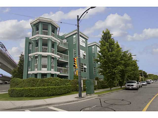 "Main Photo: 405 8989 HUDSON Street in Vancouver: Marpole Condo for sale in ""NAUTICA"" (Vancouver West)  : MLS® # V1076004"