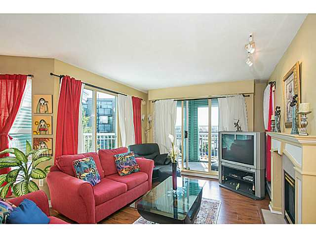 "Photo 3: 405 8989 HUDSON Street in Vancouver: Marpole Condo for sale in ""NAUTICA"" (Vancouver West)  : MLS® # V1076004"