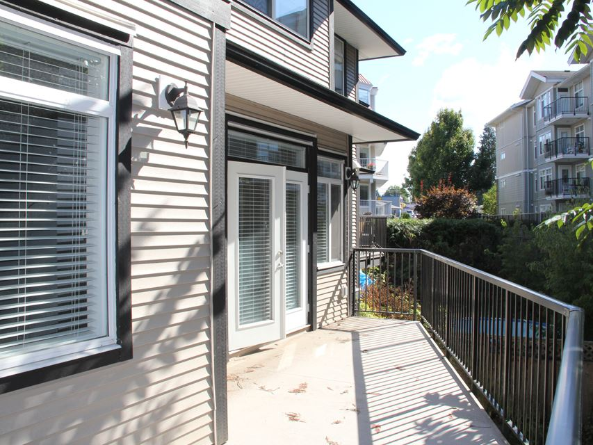 Photo 18: 3 2745 FULLER STREET in Abbotsford: Central Abbotsford Townhouse for sale : MLS® # R2029423