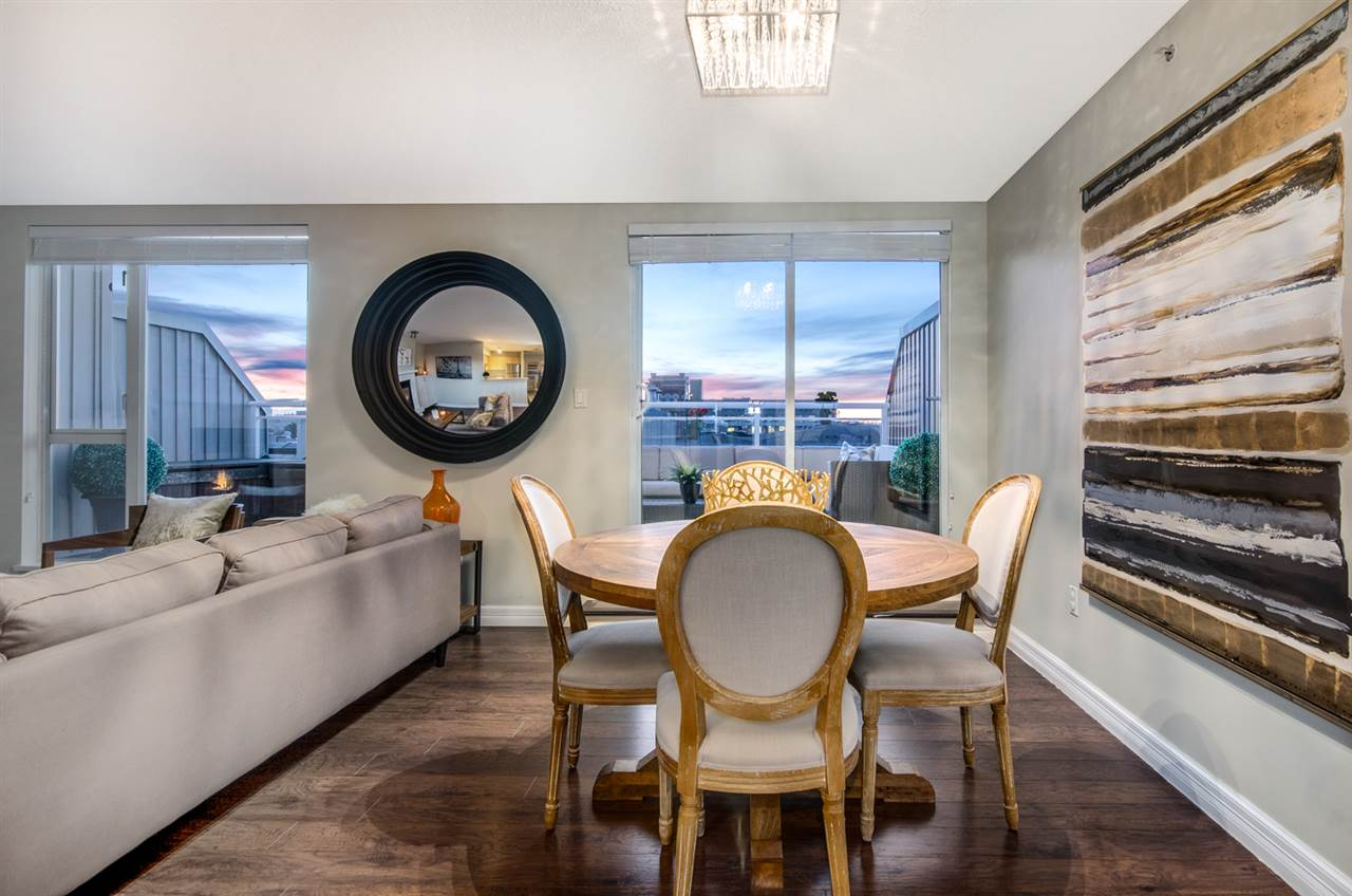 Photo 8: 402 2768 CRANBERRY DRIVE in Vancouver: Kitsilano Condo for sale (Vancouver West)  : MLS® # R2140838