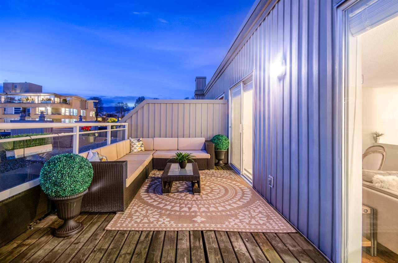 Photo 19: 402 2768 CRANBERRY DRIVE in Vancouver: Kitsilano Condo for sale (Vancouver West)  : MLS® # R2140838