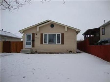 Main Photo: 162 BARNHAM Crescent in Winnipeg: Residential for sale (Canada)  : MLS® # 1202452