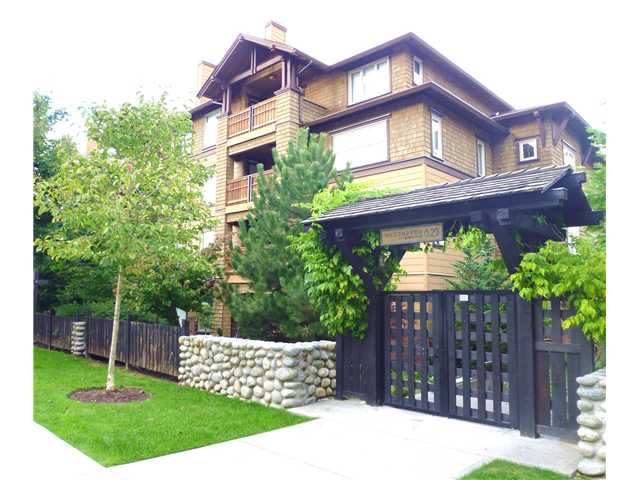 Main Photo: # 405 625 PARK CR in : GlenBrooke North Condo for sale : MLS(r) # V851853