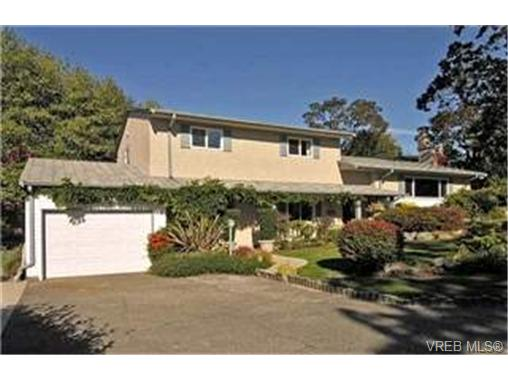 Main Photo: 3964 Long Gun Place in VICTORIA: SE Mt Doug Single Family Detached for sale (Saanich East)  : MLS® # 220993