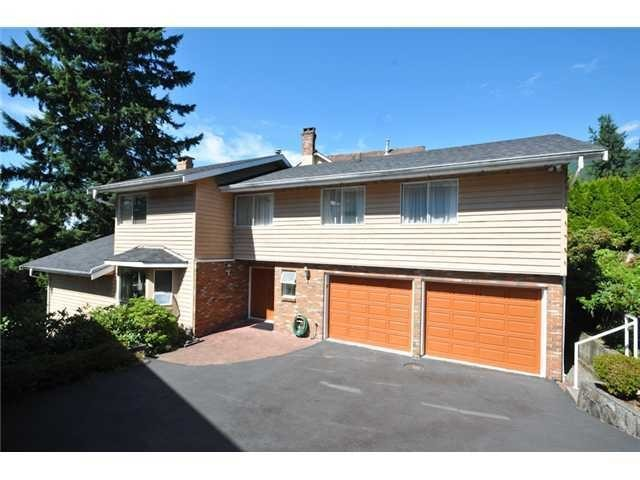 Main Photo: 199 Montroyal in North Vancouver: House  : MLS® # V1055818