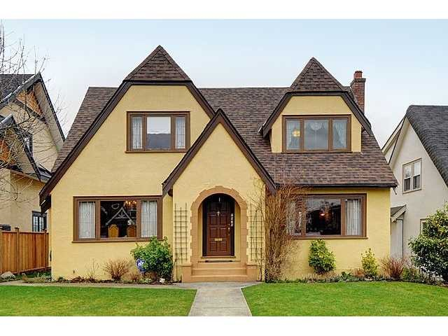 Main Photo: 2675 W 33rd Av in Vancouver West: MacKenzie Heights House for sale : MLS®# V1054748