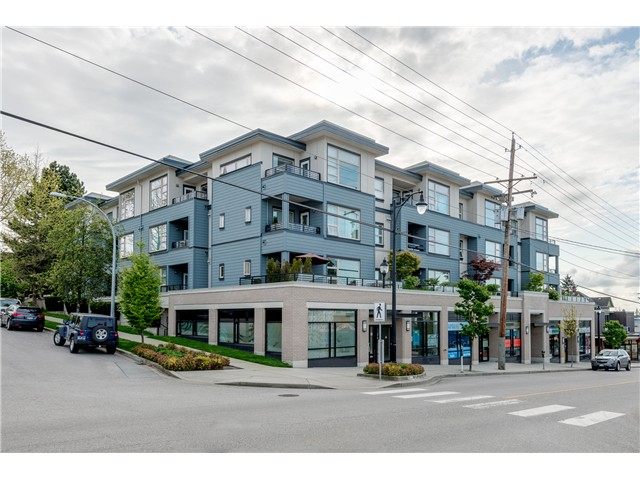 Photo 2: # 101 709 TWELFTH ST in New Westminster: Moody Park Condo for sale : MLS(r) # V1119632