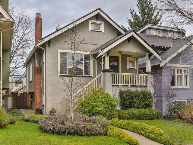 Main Photo: 917 W 21ST AVENUE in Vancouver: Cambie House for sale (Vancouver West)  : MLS® # R2029983
