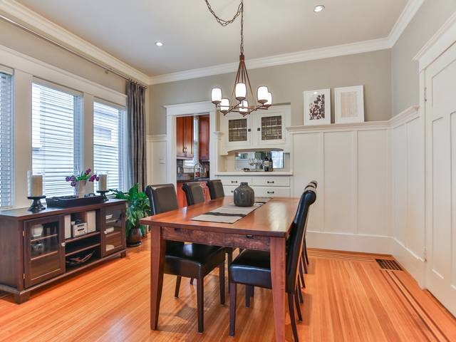Photo 4: 917 W 21ST AVENUE in Vancouver: Cambie House for sale (Vancouver West)  : MLS® # R2029983