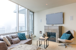 Main Photo: 1077 W Cordova Street in Vancouver: Coal Harbour Condo for lease (Vancouver West)