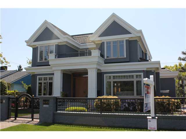 Main Photo: 1032 W 45TH Avenue in Vancouver: South Granville House for sale (Vancouver West)  : MLS® # V948543