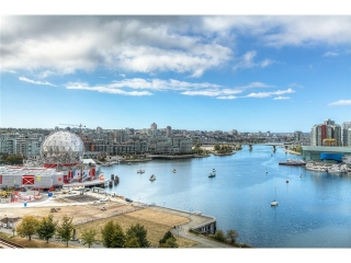 Main Photo: 1605 120 MILROSS Avenue in Vancouver: Mount Pleasant VE Condo for sale (Vancouver East)  : MLS®# V974812