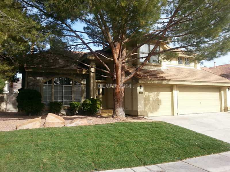 Main Photo: 9724 Blazing Star Court in Las Vegas: House for sale : MLS® # 1410766