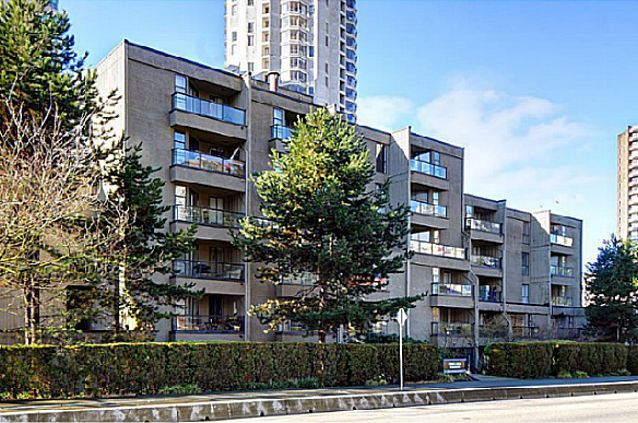Main Photo: 521 1040 Pacific Street in Vancouver: West End VW Condo for sale (Vancouver West)  : MLS® # V1047456