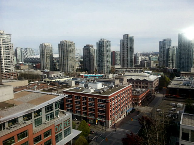 Main Photo: # 1503 488 HELMCKEN ST in Vancouver: Yaletown Condo for sale (Vancouver West)  : MLS® # V1114429