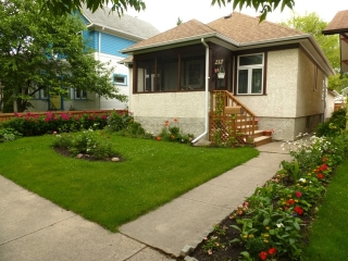 Main Photo: 212 Aubrey Street in Winnipeg: WOLSELEY Single Family Detached for sale (West Winnipeg)  : MLS® # 1519389