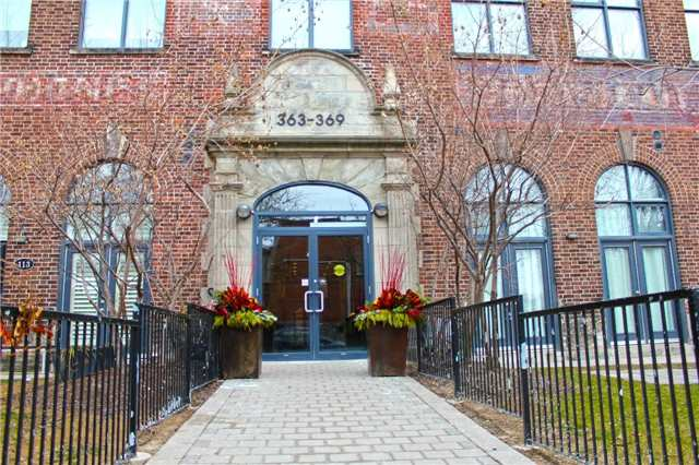 Photo 9: 363 Sorauren Ave 116 in Toronto: Roncesvalles Condo for sale (Toronto W01)  : MLS(r) # W3401625
