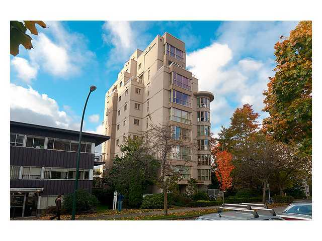 Main Photo: 101 1290 BURNABY Street in Vancouver: West End VW Condo for sale (Vancouver West)  : MLS® # V939014