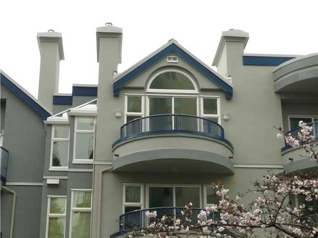 "Main Photo: 406 1924 COMOX Street in Vancouver: West End VW Condo for sale in ""WINDGATE"" (Vancouver West)  : MLS® # V946620"