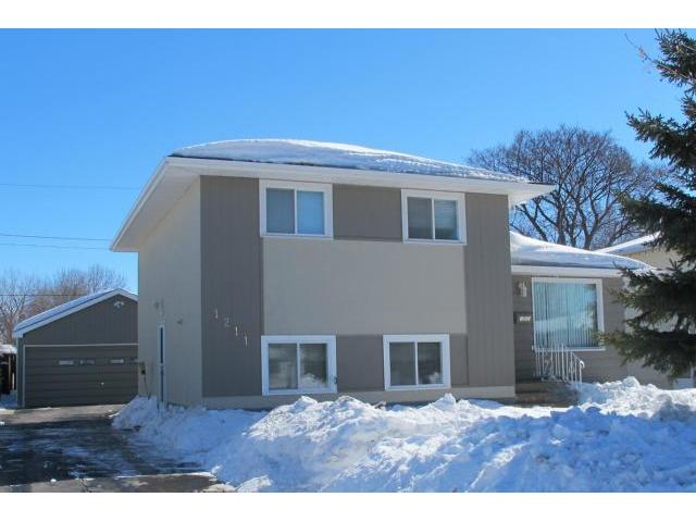 Main Photo: 1211 De Graff Place in WINNIPEG: North Kildonan Residential for sale (North East Winnipeg)  : MLS(r) # 1305134