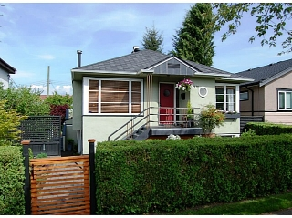 "Main Photo: 4428 ST GEORGE Street in Vancouver: Fraser VE House for sale in ""MAIN STREET AREA"" (Vancouver East)  : MLS(r) # V1008040"