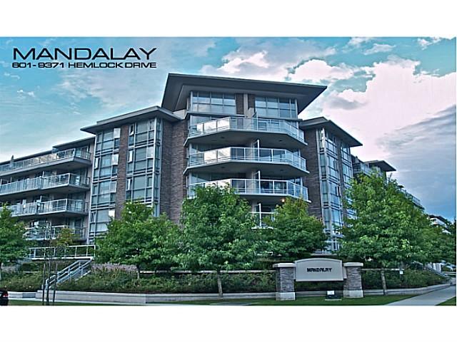 "Main Photo: 601 9371 HEMLOCK Drive in Richmond: McLennan North Condo for sale in ""Mandalay"" : MLS®# V1023076"