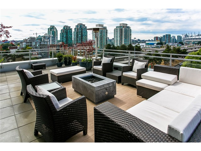 Main Photo: # 801 221 UNION ST in Vancouver: Mount Pleasant VE Condo for sale (Vancouver East)  : MLS® # V1033971