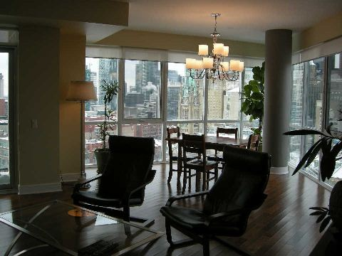 Main Photo: 112 George  St Unit #S1504 in Toronto: Moss Park Condo for lease (Toronto C08)  : MLS(r) # C2842999