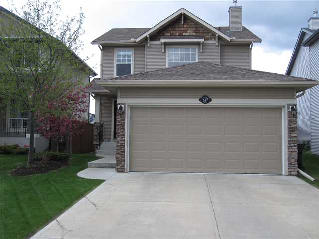Photo 1: 637 COUGAR RIDGE DR SW in CALGARY: Cougar Ridge House for sale (Calgary)  : MLS® # C3604849