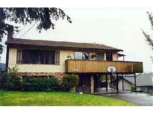 Main Photo: 2347 Church Road in SOOKE: Sk Broomhill Single Family Detached for sale (Sooke)  : MLS® # 141122