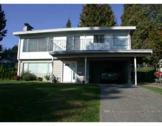 Main Photo: 1732 PITT RIVER RD in Port_Coquitlam: Mary Hill House for sale (Port Coquitlam)  : MLS®# V362065