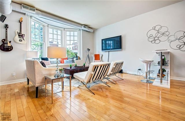 Photo 6: 394 Euclid Ave Unit #213 in Toronto: Palmerston-Little Italy Condo for sale (Toronto C01)  : MLS® # C3556339