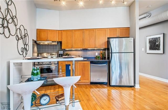 Photo 9: 394 Euclid Ave Unit #213 in Toronto: Palmerston-Little Italy Condo for sale (Toronto C01)  : MLS® # C3556339