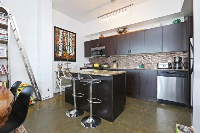 Photo 4: 201 Carlaw Ave Unit #803 in Toronto: South Riverdale Condo for sale (Toronto E01)  : MLS® # E3697756