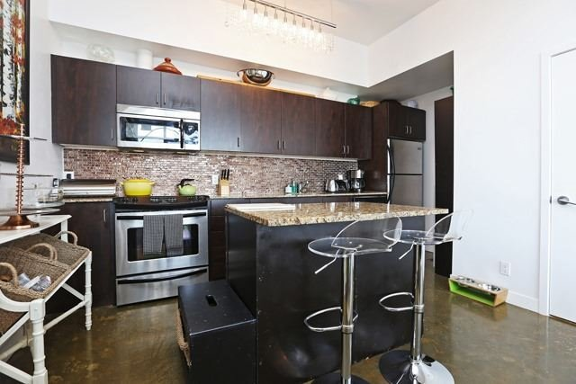 Photo 5: 201 Carlaw Ave Unit #803 in Toronto: South Riverdale Condo for sale (Toronto E01)  : MLS® # E3697756