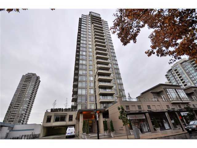 "Main Photo: 1501 4250 DAWSON Street in Burnaby: Brentwood Park Condo for sale in ""OMA2"" (Burnaby North)  : MLS® # V957876"