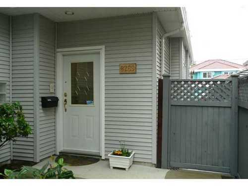 Main Photo: 8289 HUDSON Street in Vancouver West: Marpole Home for sale ()  : MLS(r) # V831208