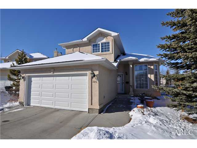 Main Photo: 325 SIERRA MORENA Court SW in CALGARY: Richmond Hill Residential Detached Single Family for sale (Calgary)  : MLS® # C3558061