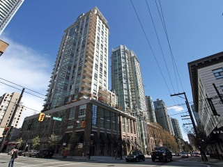 "Main Photo: 2801 565 SMITHE Street in Vancouver: Downtown VW Condo for sale in ""VITA"" (Vancouver West)  : MLS(r) # V1000375"